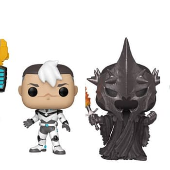 Funko Round-Up: Voltron and Lord of the Rings