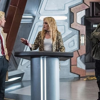 Legends of Tomorrow Season 4 Episode 3: Promo, Summary, and Images
