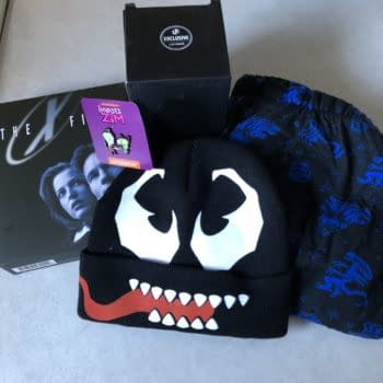 What's In The Box?!: Loot Crate DX – September 2018