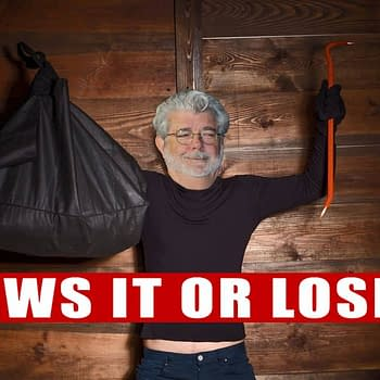Theft at Star Wars Mandalorian Set Suspiciously Occurs the Same Week George Lucas Visits