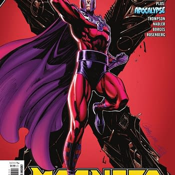 Chris Claremont Returns Again and Creates a New Kitty Pryde An X-Men Black: Magneto Preview