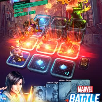 Marvel Battle Lines Will Not Include the Liefeld Captain America Cover