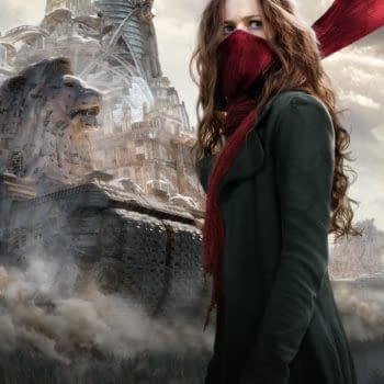 Mortal Engines: New Poster, Featurette, and London Welcomes You