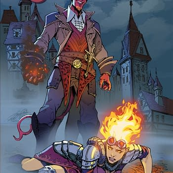 Tibalt Appears on Magic The Gathering: Chandra #3 Fandom Goes Wild