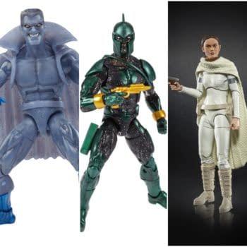 Marvel Legends Star Wars Collage