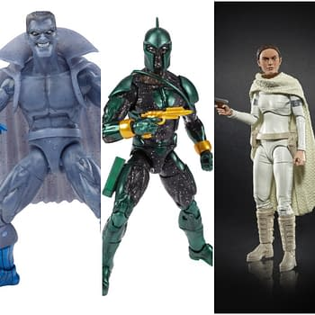 Hasbro Reveals New Marvel Legends Star Wars Figures at Paris Comic Con
