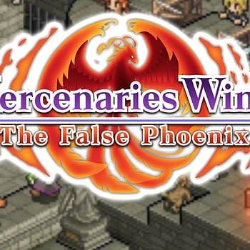 Nintendo Switch to get Mercenaries Wings: The False Phoenix
