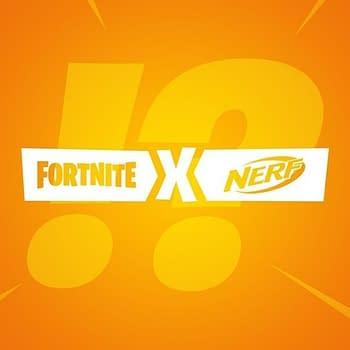 Nerf Announces a New Partnership to Make Fortnite Nerf Guns
