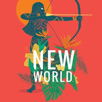 Explore the New World with David Jesus Vignolli's New Historical Fantasy OGN at Archaia