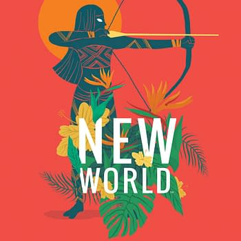 Explore the New World with David Jesus Vignollis New Historical Fantasy OGN at Archaia
