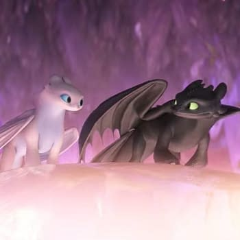 Trailer for How To Train Your Dragon: The Hidden World Hits