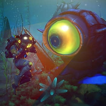 No Mans Sky Releases New Underwater Update with The Abyss