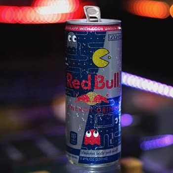 Pac-Man Will Appear On Cans of Red Bull Because&#8230 Nostalgia