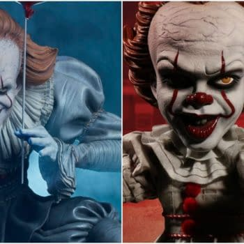 Pennywise Collage