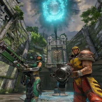 Quake Champions Introduces a New Champion and Mode