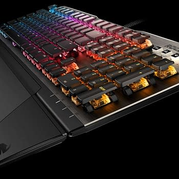 Messing With Specs: We Review the ROCCAT Vulcan 120 Keyboard