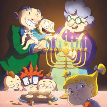Unwrap Rugrats: C is for Chanukah Holiday Special By Reading This Preview