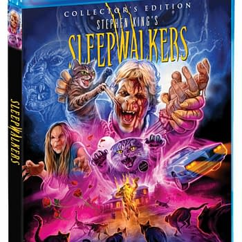 Stephen Kings Sleepwalkers Scream Factory Blu-ray Details Announced