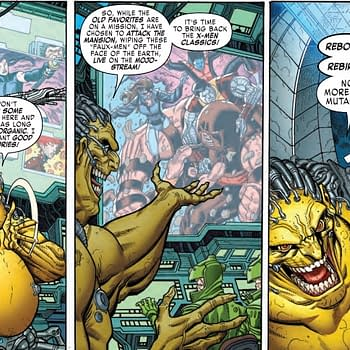 Mojo Complains About Diversity in Comics in X-Men Black Preview