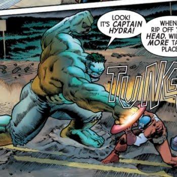 The Hulk Still Hasn't Gotten Over Secret Empire (Immortal Hulk #7 Preview)