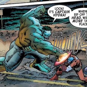 The Hulk Still Hasnt Gotten Over Secret Empire (Immortal Hulk #7 Preview)