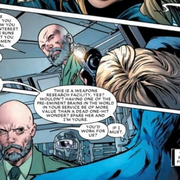 Traitor! The Beast Sells Out in Astonishing X-Men #16