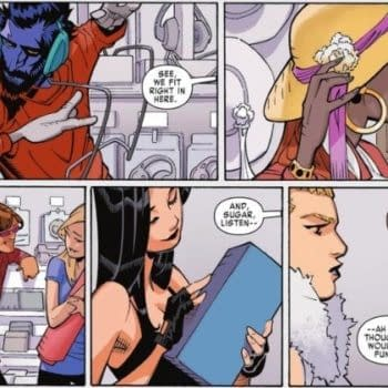 Now the X-Men Come to Walmart in X-Men Black: Emma Frost Preview