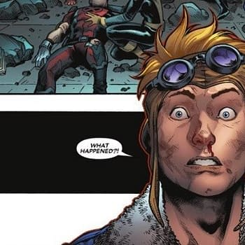Read This Extermination #4 Preview Before It Gets Delayed Again