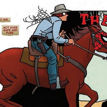 A Spider-Man to Compete with Red Dead Redepemption 2 in Vault of Spiders #1