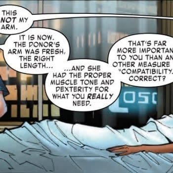 Arno Stark with a Cure for Loneliness? A Tony Stark Iron Man #5 Preview