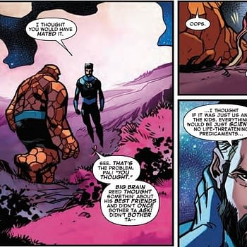 Reed Richards Making Excuses for Ike Perlmutter in Next Weeks Marvel Two-in-One #11