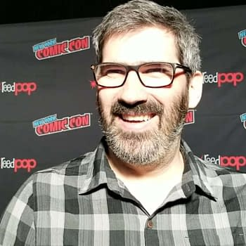 Mortal Engines: Christian Rivers Talks Peter Jackson Mentoring Him at NYCC