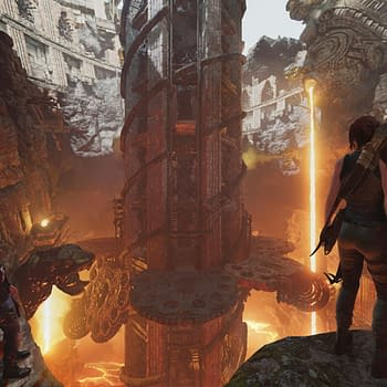 Shadow of the Tomb Raider Announces First DLC The Forge