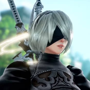 Nier Automatas 2B Has Been Added to SoulCalibur VI