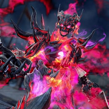 Inferno Officially Returns to SoulCalibur VI as Latest Character