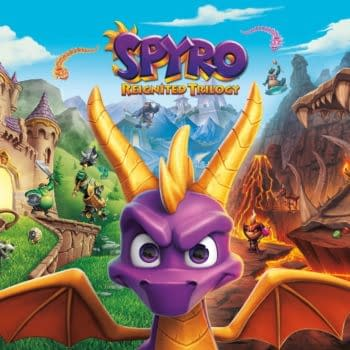 Spyro Reignited Trilogy Receives a New Launch Trailer