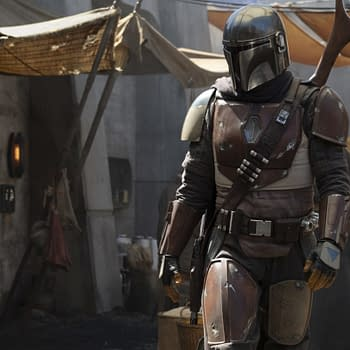 Lucasfilm Reveals First Image From The Mandalorian Names Episode Directors