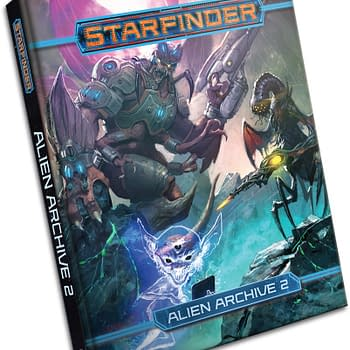Paizo Officially Releases a New Starfinder Guide with Alien Archive 2