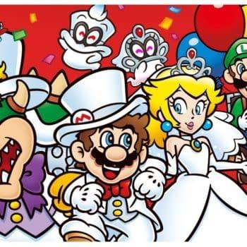 Nintendo Celebrates One-Year Anniversary for Super Mario Odyssey