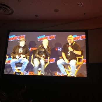 Batman as the Bad Guy in Superman: Year One? Frank Miller and Brian Bendis Talks 80th Birthdays at NYCC 2018