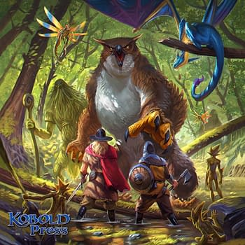 Kobold Press Successfully Funds D&#038D 5E Version of Tales of the Old Margreve