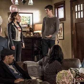 The Flash 5.1 Nora Recap: Nora is Here Is That a Good Thing