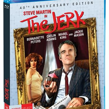 The Jerk gets a Blu-ray Remastering From Shout Factory in December