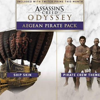 Twitch Prime Members Can Receive DLC for Assassins Creed Odyssey