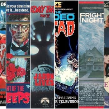 VHS Box Collage