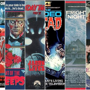 BC Horror: Our 8 Favorite Old VHS Covers