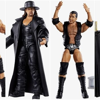 Mattel WWE Wrestlemania Elite Figures Get New Photos