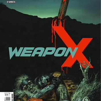Have You Ever Heard a Sabretooth Apologize A Preview of Weapon X #24