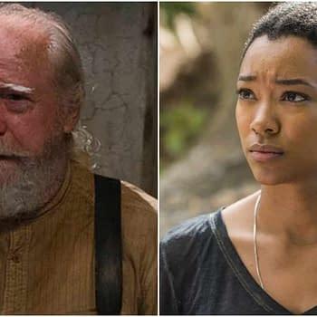 Walking Dead Will Bring Back Scott Wilson and Sonique Martin Greene