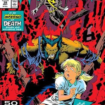 Welcome Back Elsie Dee Marvel Unlimited Adds Larry Hama and Marc Silvestris Wolverine
